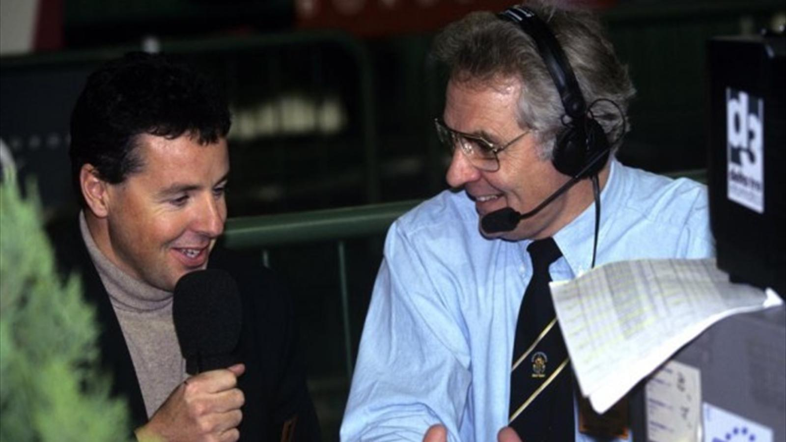 Former Eurosport commentator David Duffield dies at 84 - Cycling - Eurosport UK