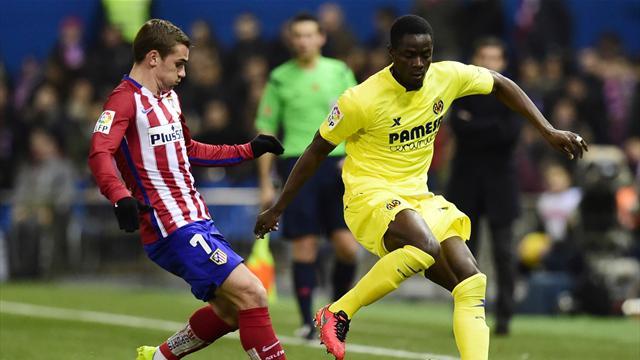Neutralisé par Villarreal, l'Atlético perd également du terrain sur Barcelone