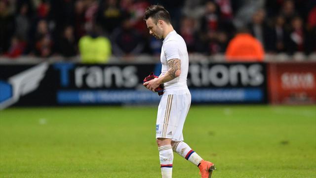 Blessé, Valbuena s'éloigne encore un peu plus de l'Euro