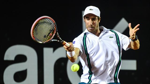 Куэвас выиграл турнир в Рио-де-Жанейро, но Надаль сделал самый крутой розыгрыш