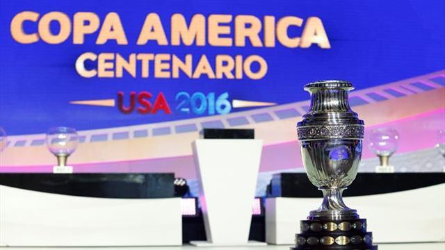 EE.UU-Ecuador, Argentina-Venezuela, México-Chile y Colombia-Perú en cuartos