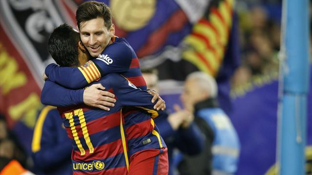 """""""Si quelqu'un est intéressé par Messi, il peut l'oublier"""""""