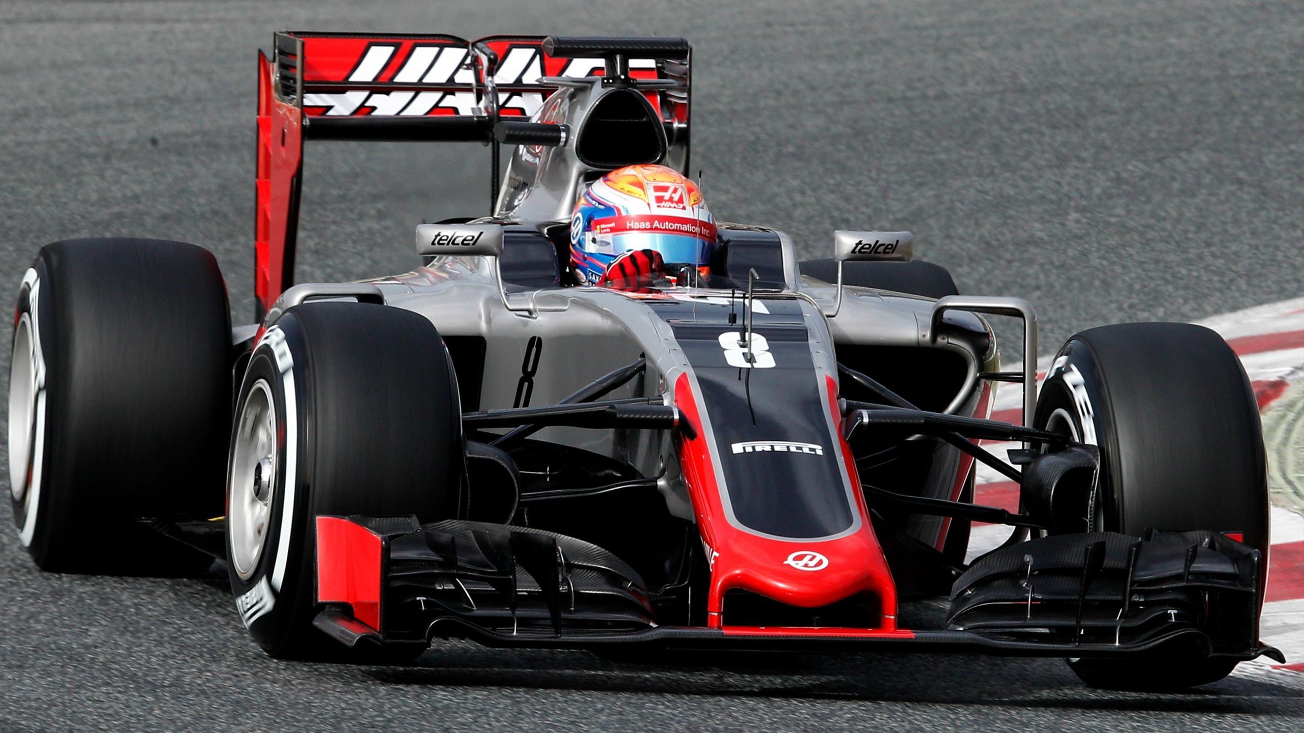 Romain Grosjean (Haas) - 2016