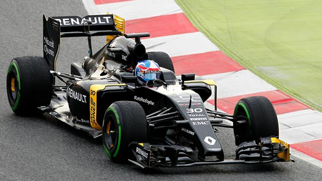 Cinq ans après, Renault revient en piste avec la R.S.16