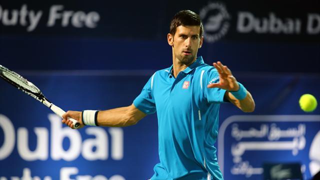 Djokovic compte bien reprendre sa marche en avant