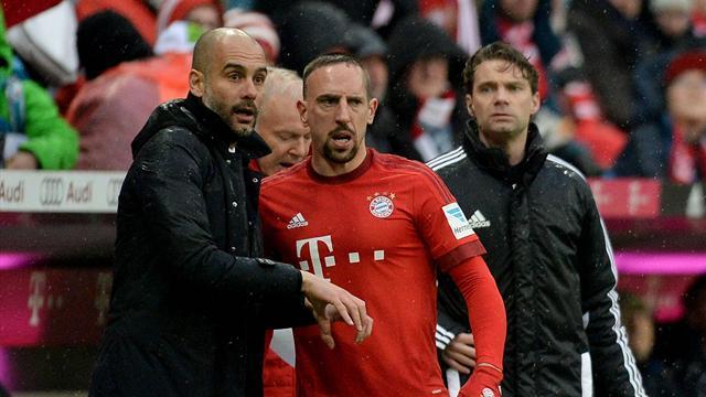 Ribéry, ce joker inattendu pour le Bayern