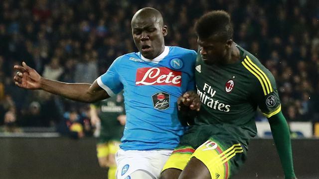 Le coup d'arrêt de Naples à domicile laisse la Juve seule en tête