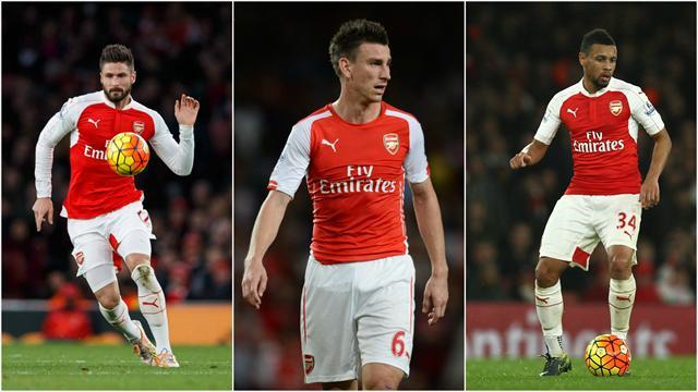 Face au Barça, Giroud, Koscielny et Coquelin ont l'occasion d'envoyer un message
