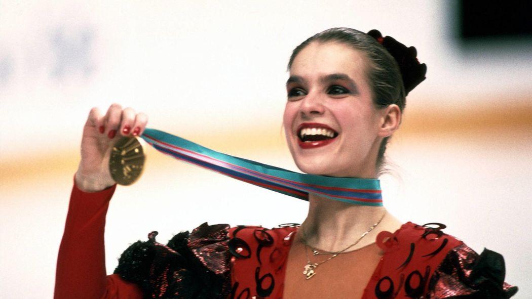 Olympia Geschichten Katarina Witts Zweiter Olympiasieg