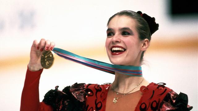 Olympia-Geschichte(n): Katarina Witts zweiter Olympiasieg