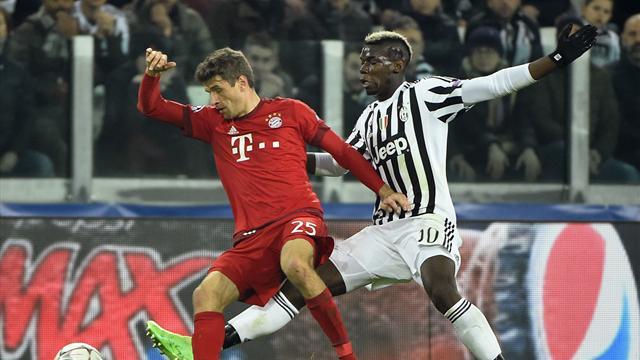 Souverain pendant une heure, le Bayern laisse la Juventus en vie