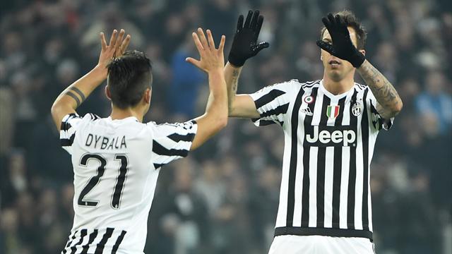La Juve n'est plus qu'à un succès du titre
