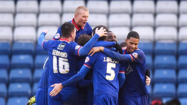 Bury, Barnsley miss opportunity; Oldham get huge win in relegation fight