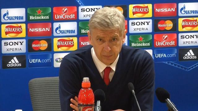 """Wenger : """"Tout le monde sait que Barcelone est meilleur que nous"""""""
