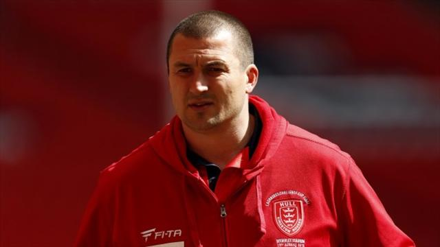 Chris Chester sacked by Hull KR