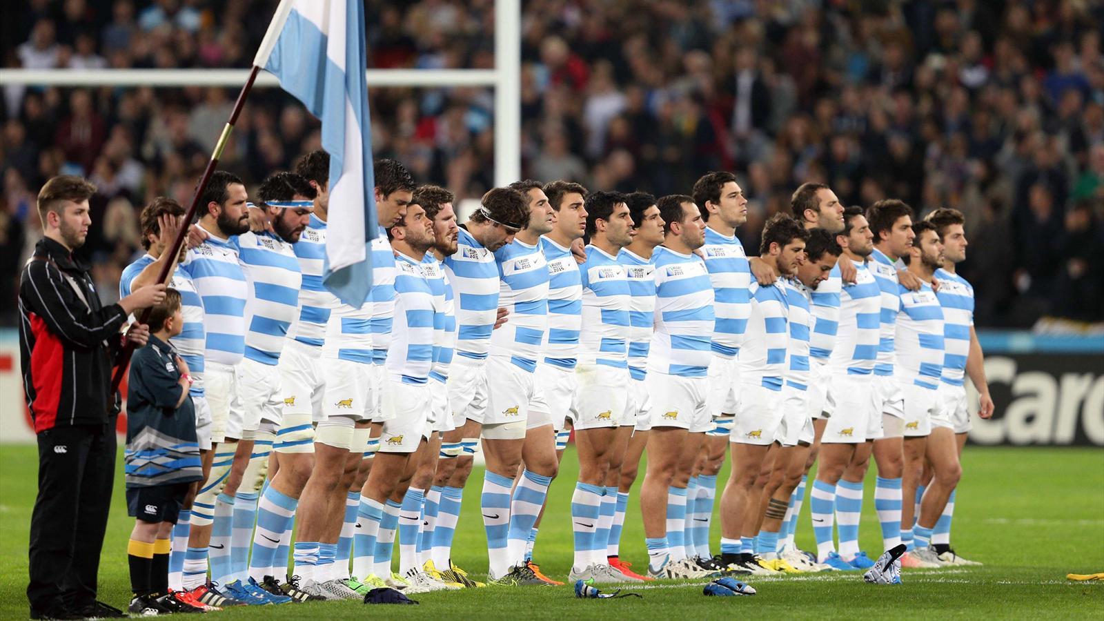 L'équipe d'Argentine durant le Mondial