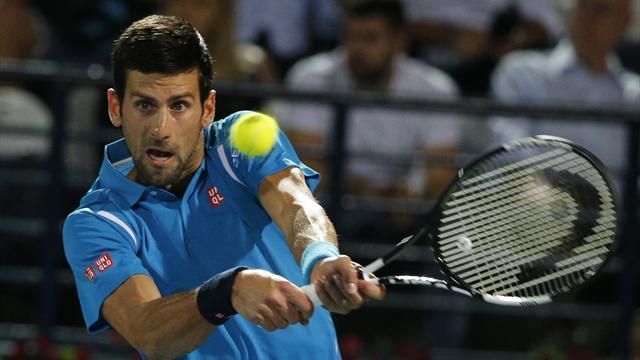 Djokovic n'a pas traîné pour s'offrir sa 700e victoire