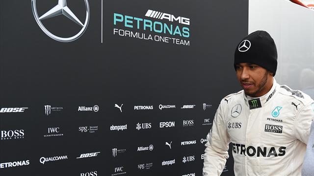 """Hamilton : """"Les F1 sont beaucoup trop lourdes!"""""""