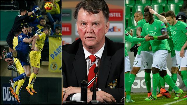 Les 6 raisons de suivre les 16es de finale de la Ligue Europa jeudi