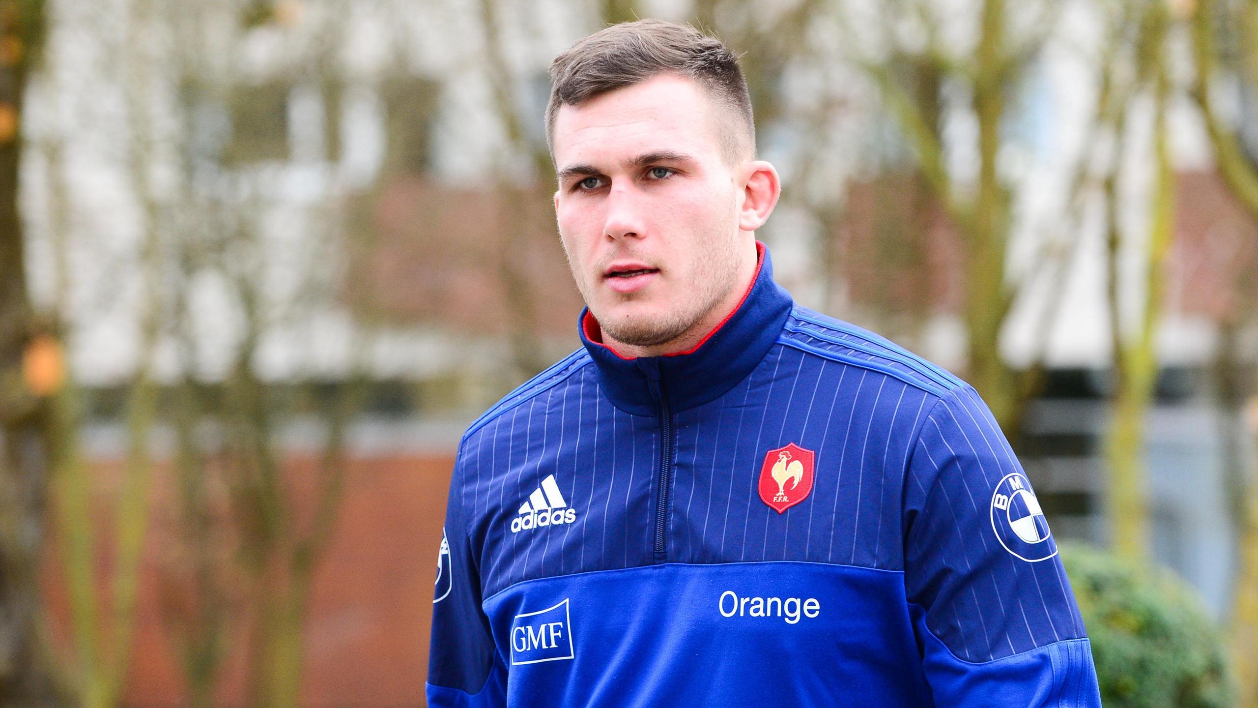 Paul Jedrasiak (XV de France) - février 2016