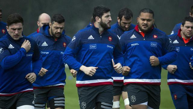 """Les Gallois aiment """"bastonner""""mais les Bleus sont prêts pour la bataille de Cardiff!"""