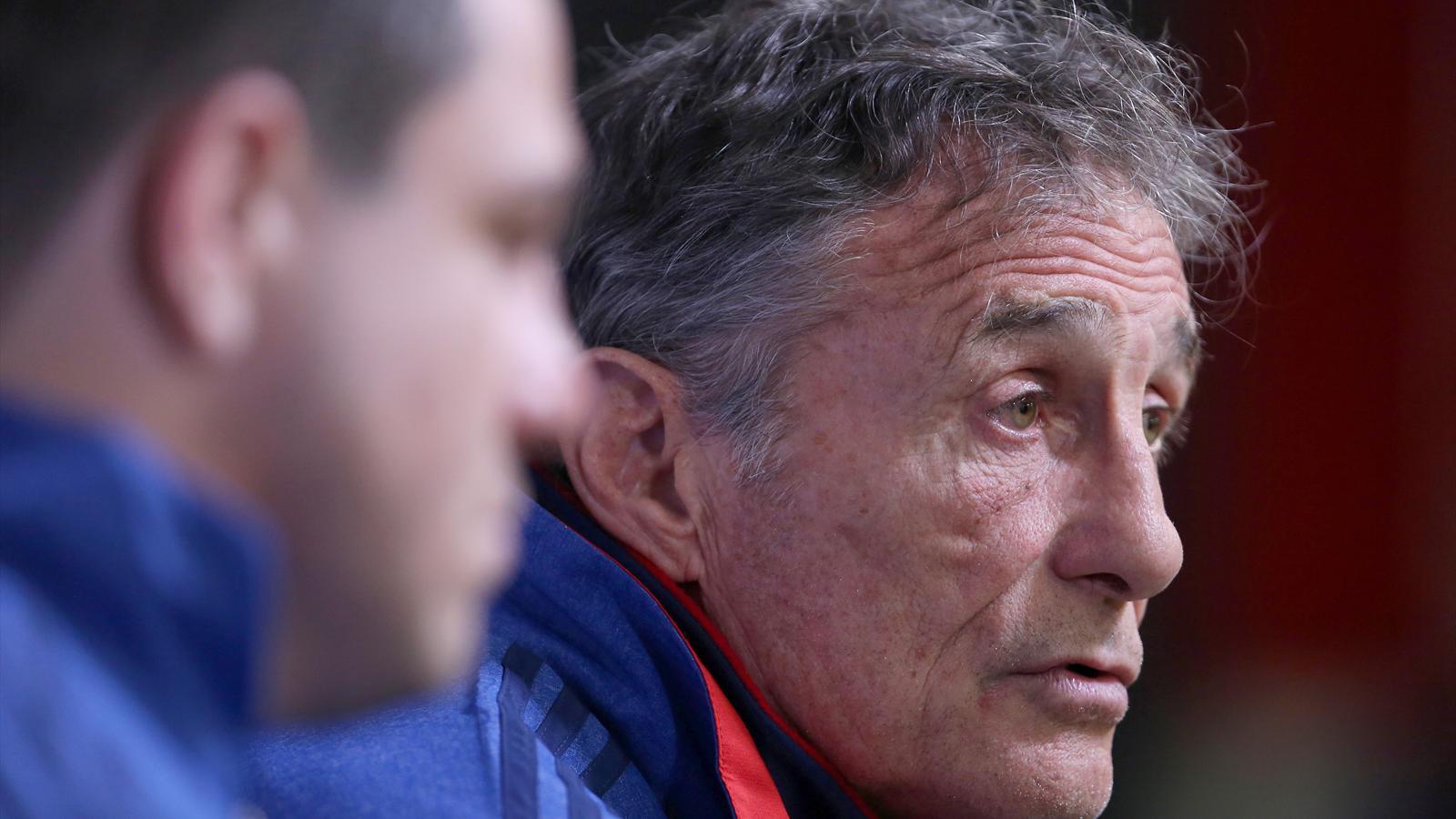 Guy Novès (XV de France) - 24 février 2016