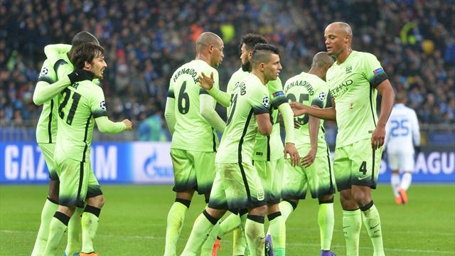 Manchester City n'a jamais été aussi proche des quarts