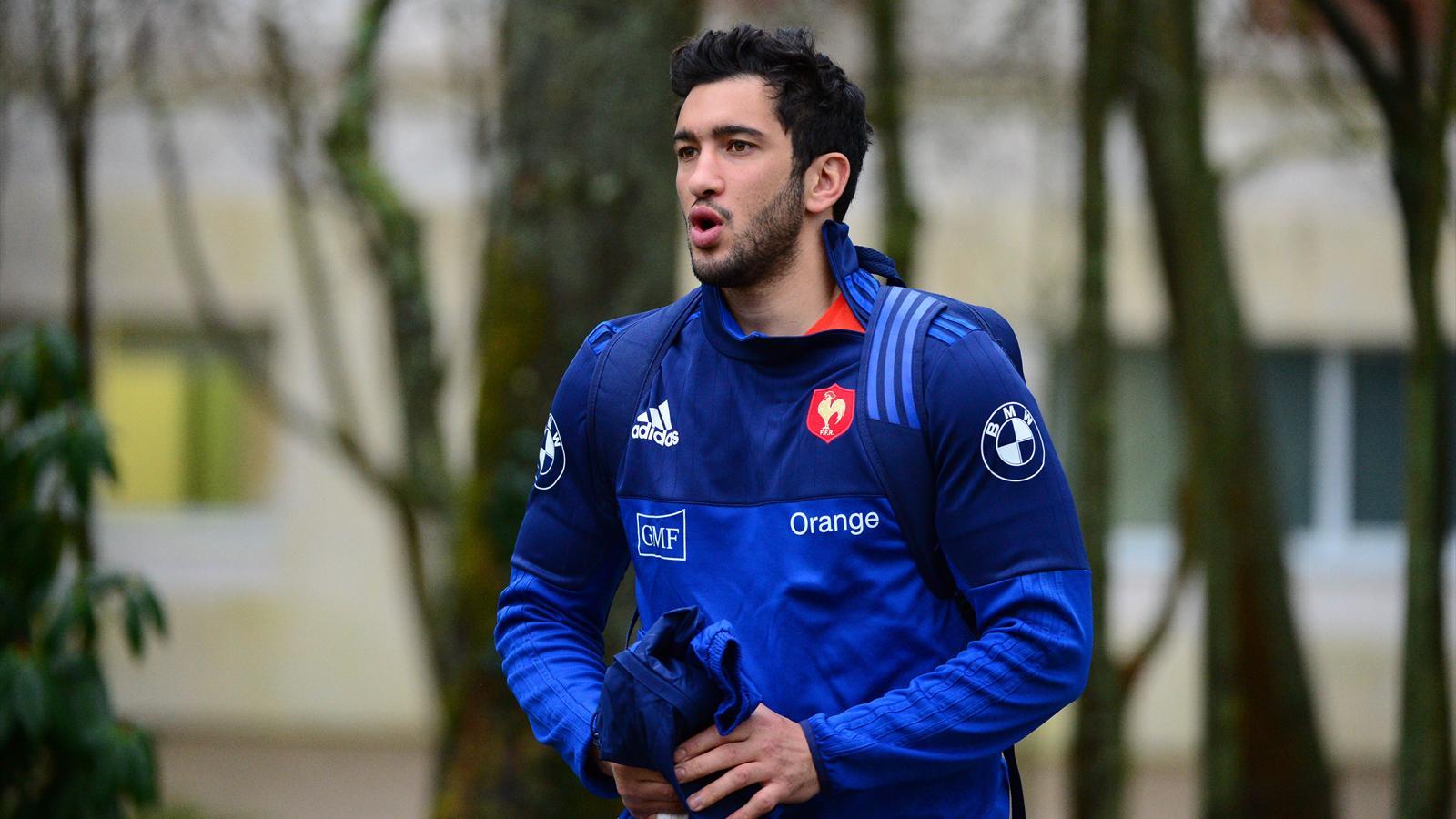 Maxime Mermoz (XV de France) - 23 février 2016