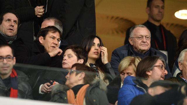"""Garcia pour succéder à Genesio sur le banc de Lyon ? """"Aucune chance"""", temporise Aulas..."""