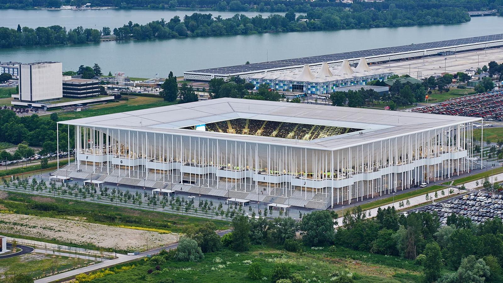 Le Matmut Atlantique 233 Lu Stade International De 2015
