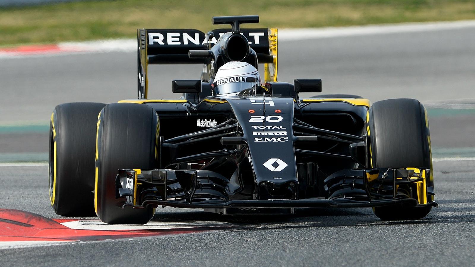 Formule 1 gp d 39 australie un moteur renault plus puissant melbourne saison 2016 formule - Formule vitesse de coupe ...