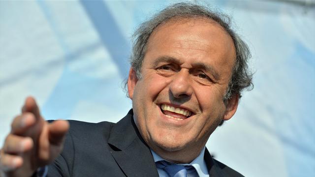 "Platini : ""Je ne vais pas me suicider"""