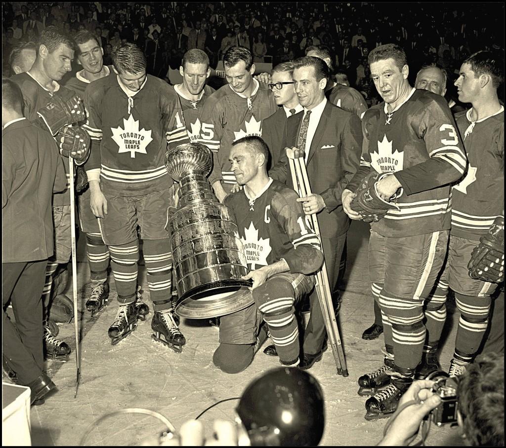 1967 год. Последний на данный момент Кубок «Торонто»