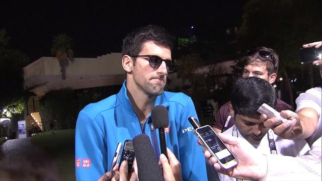 Джокович: «Я оптимистичен насчет того, чтобы сыграть с Казахстаном»