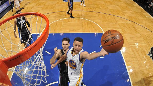 Les Rockets se rebellent, Curry toujours plus fort : ce qu'il faut retenir de la nuit