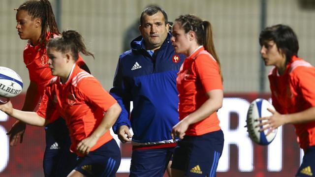 France Féminines : Gonzalez et Laurent débarqués ?