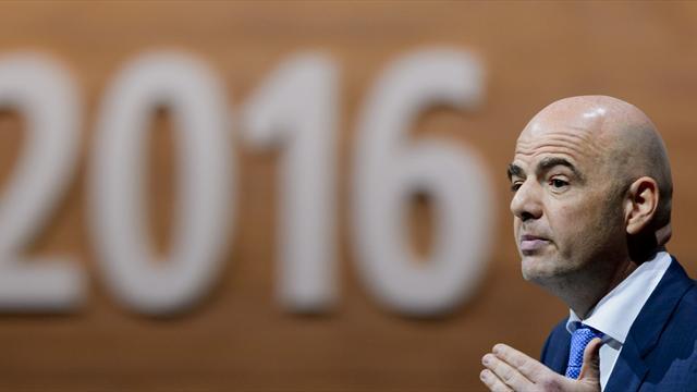 Infantino démarre l'élection en tête, Salman dans sa roue