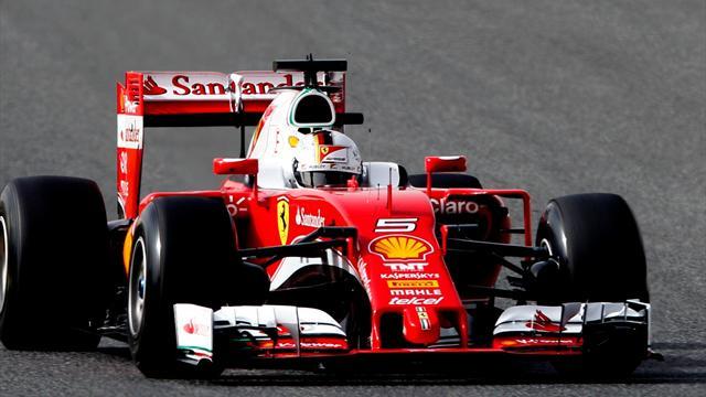 Vettel termine en beauté et Ferrari a le sourire