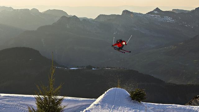 Candide Thovex, le skieur fou qui repousse les limites de l'extrême