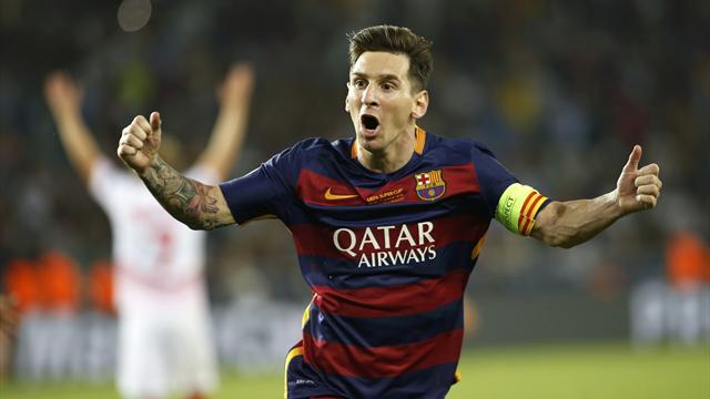 Messi, suprématie, but automatique : 5 choses à savoir avant Séville – Barça