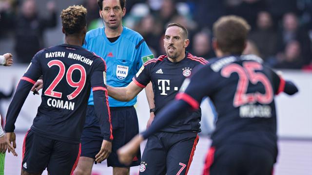 Ribéry : «Coman a un très gros potentiel, c'est bien pour la France»