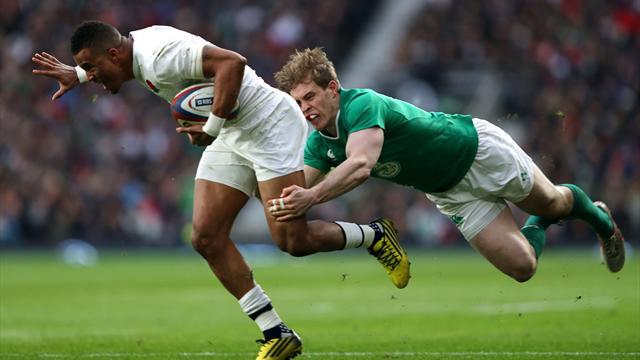 Murray, Watson, Brown: Tous les essais d'Angleterre-Irlande en vidéo
