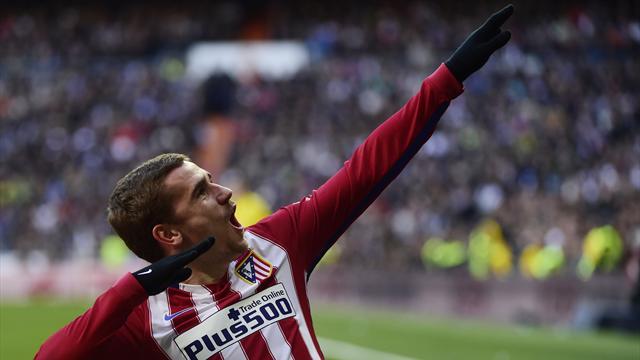 Benzema vs Griezmann : un duel qui a largement tourné en faveur du joueur de l'Atlético