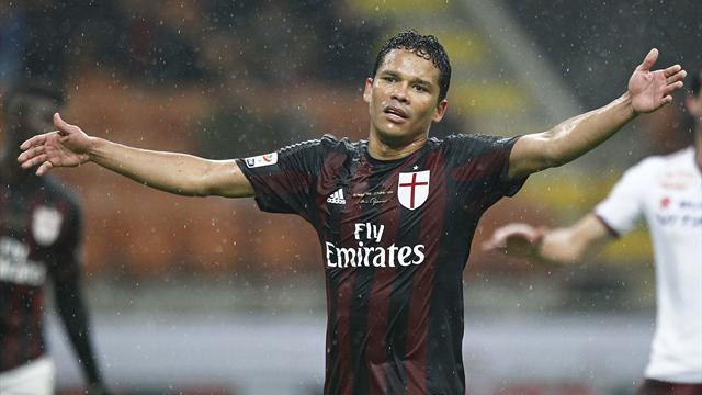 Ma quanti gol segnerebbe Bacca se giocasse nella Juve?