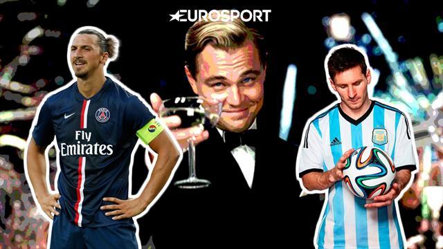 В погоне за «Оскаром». Ибрагимович, Месси и еще 6 футболистов, у которых есть несбыточная мечта