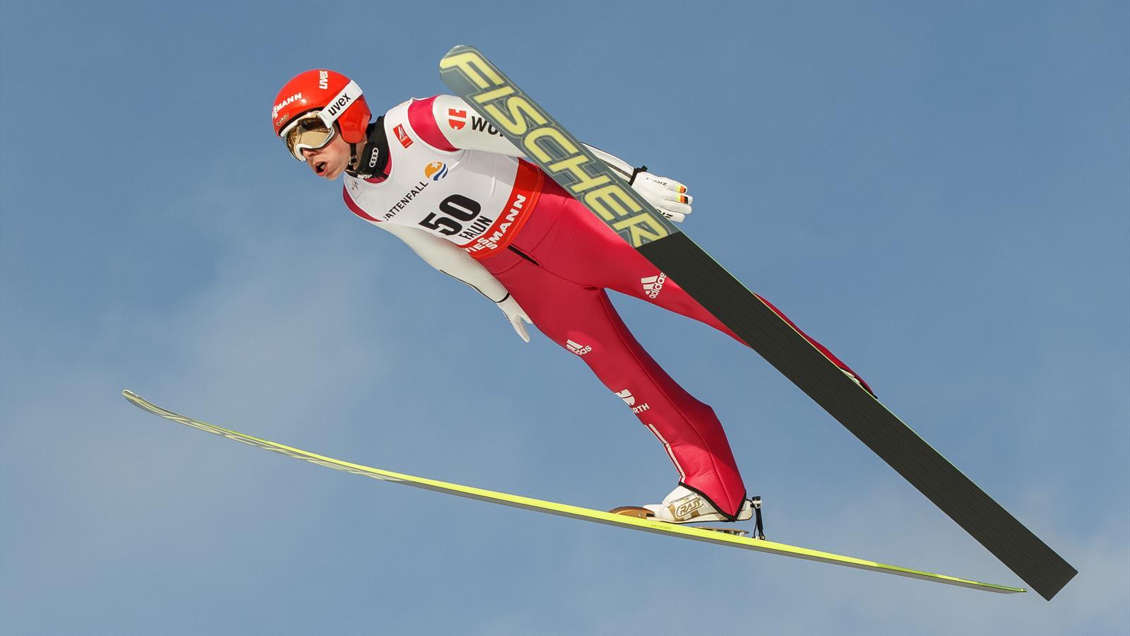 skispringen gesamtweltcup stand