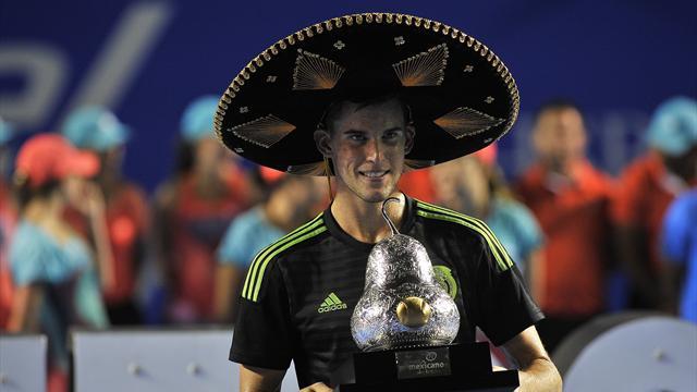 Thiem s'adjuge son deuxième titre de l'année et son premier ATP 500 en carrière