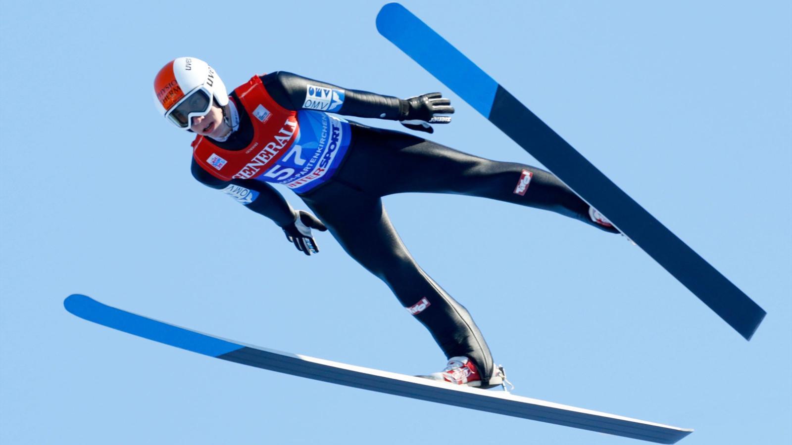 Sieger Skispringen