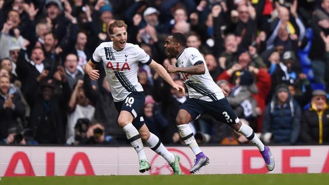 Pendant ce temps-là, Tottenham s'accroche...