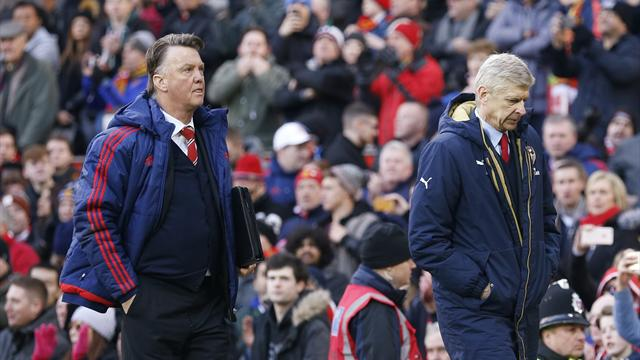 Arsene Wenger takes a swipe at Manchester United following Old Trafford defeat